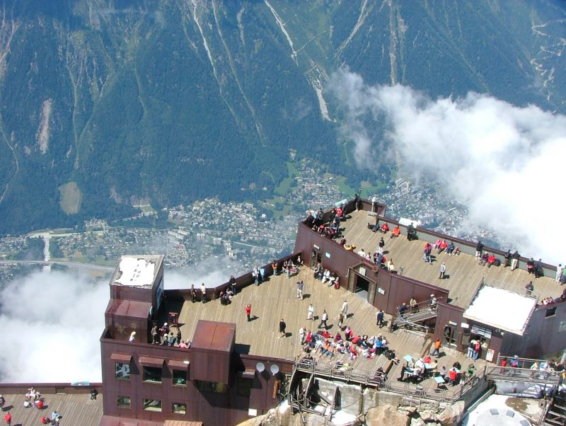 Aiguille du Midi With Children: Family trip up Chamonix's highest